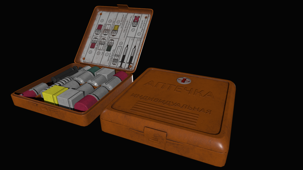 AI-2 Medkit - Orange